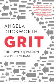 Book worth reading: Grit by Angela Duckworth
