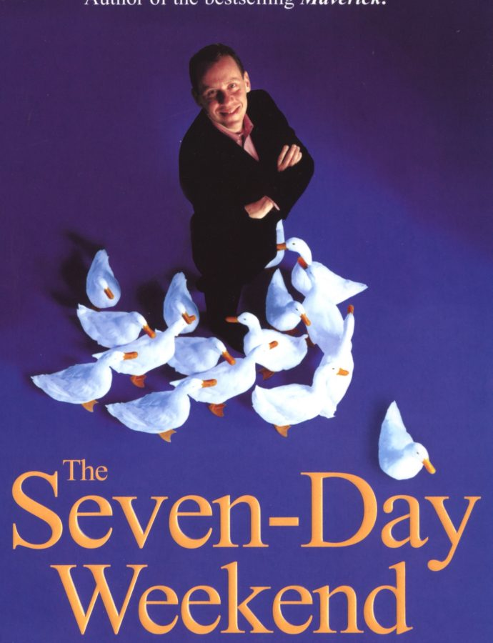 Book worth reading: The Seven Day Weekend by Ricardo Semler