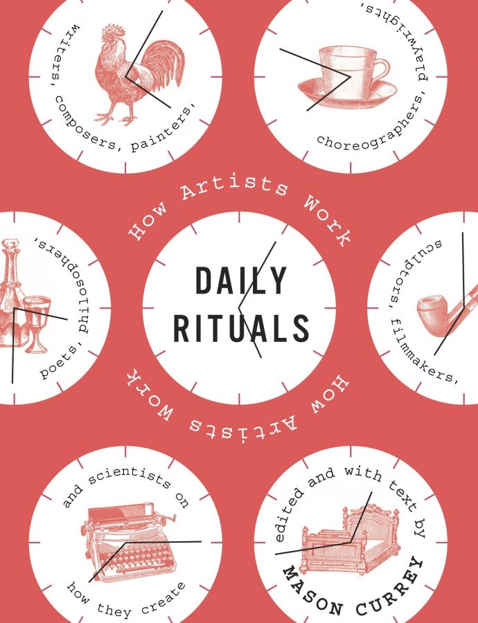 Books worth reading: Daily Rituals – Mason Currey