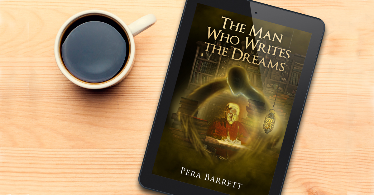 The Man who Writes the Dreams – eBook